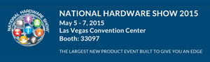 National Hardware Show 2015